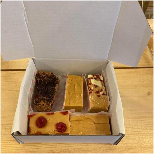 Fudge Boxes