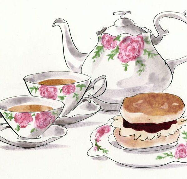 Tea Room Bookings